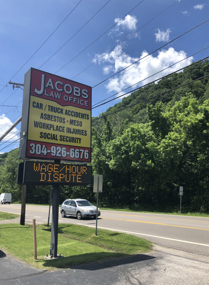 Jacobs Law Office - Personal Injury Lawyer - Employment Law Attorney