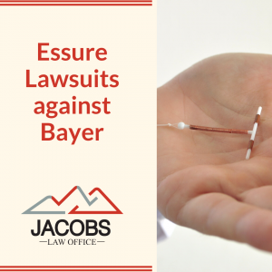 Essure Lawsuits against Bayer