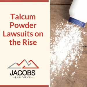 Talcum Powder Lawsuits on the Rise