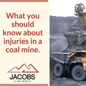What you should know about injuries in a coal mine.